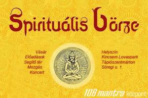 Spirituális Börze a Kincsem lovasparkban 2016