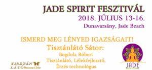 Jade Spirit Fesztivál 2018