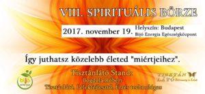 VIII. Spirituális Börze